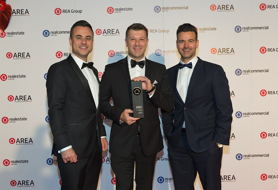 Awarded Australia's No. 1 Real Estate Agency