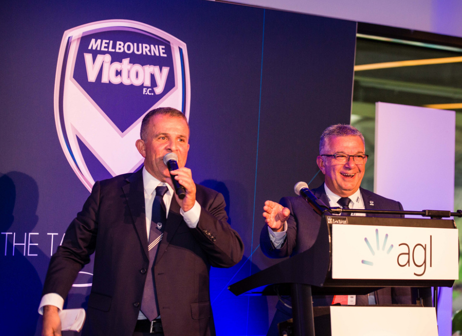 Melbourne Victory Game Day Sponsors