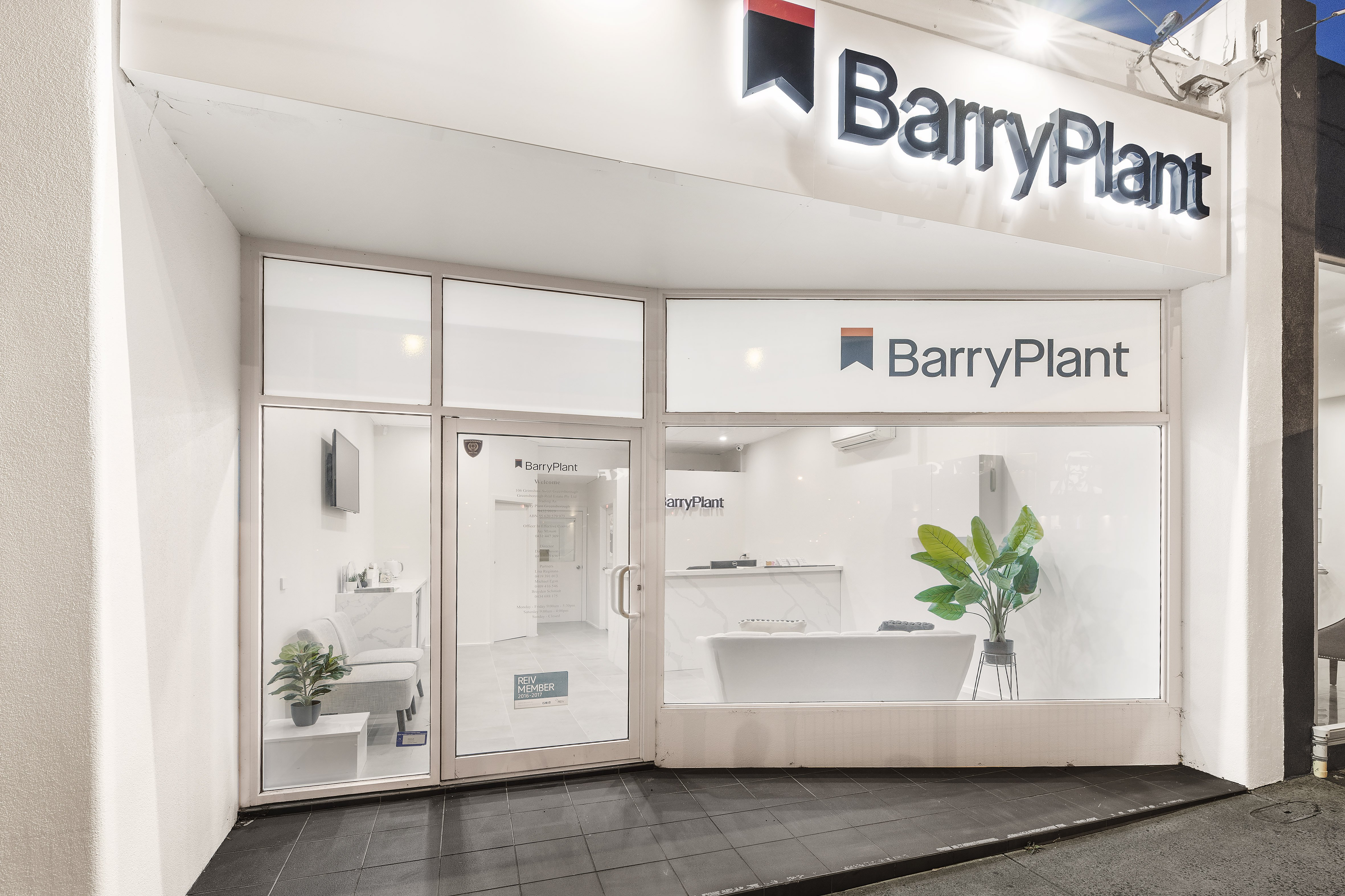 Barry Plant opens 5 new offices